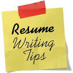 Steps on how to do a resume